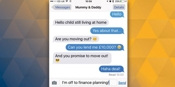 'Bank Of Mum And Dad' Lends £5bn A Year In UK